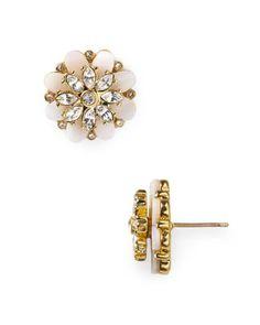 kate spade new york Bungalow Bouquet Stud Earrings  Bloomingdale's