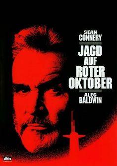 """Ein James Ryan  Film- sehr gut , spannend  Der russische Kommandant Ramius setzt sich samt Mannschaft mit seinem dank neuer Antriebssysteme nahezu unortbaren Atom-U-Boot """"Roter Oktober"""" in Richtung Westen ab. Einem US-U-Boot gelingt es, die """"Roter Oktober"""" zu orten. Der Krisenstab befürchtet, Ramius plane auf eigene Faust einen Angriff auf die USA. Nur CIA-Agent Jack Ryan glaubt, daß es sich bei Ramius um einen Überläufer handelt."""