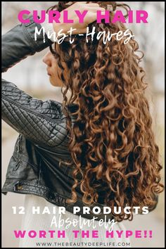 Curly Hair Must-Haves: 12 Hair Products Absolutely Worth The Hype! -