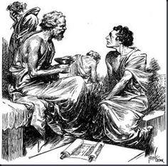 Metodo socratico creado por Socrates se basaba en platicar sobre sus ideas de lo que pasaba a su alrededor