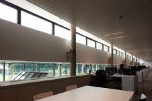 Architectura - JAMAER ARCHITECTEN ontwerpt tijdloos gebouw met transparante gevel voor 55-jarig bestaan Oben