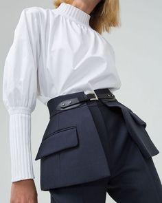 haute couture fashion – Gardening Tips Fashion Details, Look Fashion, Diy Fashion, Ideias Fashion, Fashion Show, Fashion Outfits, Womens Fashion, Fashion Tips, Fashion Design