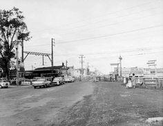 Springvale rail crossing