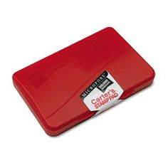 Shop Avery Carters Micropore Stamp Pad, Red, 2.75 inch x 4.25 inch (21271) online at lowest price in india and purchase various collections of Disc Title Printers in National Cellular brand at grabmore.in the best online shopping store in india