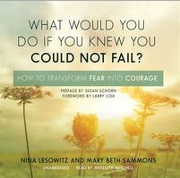 Looking for a good read this weekend? Check out WHAT WOULD YOU DO IF YOU KNEW YOU COULD NOT FAIL from hoopla!