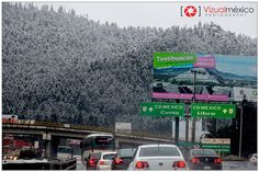 Espectacular vista de la #marquesa con #nieve hoy miércoles 13 de enero del 2016 #fotografia #vizualmexico #Toluca  #Mexico