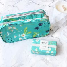 How cute is this small makeup bag from @tonicaustralia they have so many cute cosmetic bags soaps showers caps  more!  I can't wait to put up a review of this bag for you all.  These will also make an amazing Christmas gift if you're stuck for ideas.  . . . . . . #igbeauty #instabeauty #instamakeup #urbandecay #urbandecaynaked #meccamaxima #meccabeautyjunkie #makeupcollection #discoverunder100k #ausbeauty #ausbeautybabes #ausbeautyblogger #lipstick #beautyjunkie #makeuprevue #like4like…