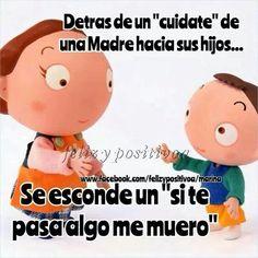 Asi es, #mama, #amor