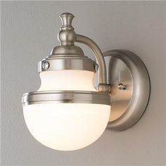 Retro Shade Sconce