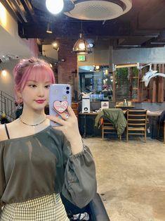 Swoɴιe🌙 status update of Eᥙᥒhᥲ on Weverse. Kpop Girl Groups, Korean Girl Groups, Kpop Girls, Korean Beauty, Asian Beauty, Cloud Dancer, G Friend, K Idol, Cute Korean