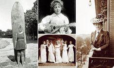 Agatha Christie: The strange case of her secret photo album