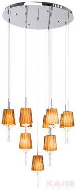 Pendant Lamp Art Deco 13 Lights