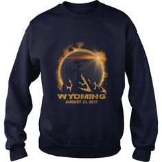 Wyoming #Solar #Eclipse Tshirt, Order HERE ==> https://www.sunfrog.com//135985830-979925835.html?89701, Please tag & share with your friends who would love it, #jeepsafari #christmasgifts #renegadelife