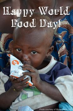 Happy World Food Day from our village to yours! This year, we've got some exciting news about how our partnership with World Vision USA and Good Spread is helping kids in Chad. Read all about it here: http://mananutrition.org/good-spread-peanut-butter-bogo-sales-boost-food-donation-to-world-vision-for-malnourished-children-in-chad