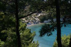 #samos #tsamadou #runvel #astraairlines #greece #greekislands #aworld2discover #greektb #gr #island #mediterranean #aegean #visitgreece #discovergreece #travel #travelbog Samos, Greek Islands, Greece, River, Backyards, Cabin, Outdoor, Greek Isles, Greece Country
