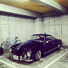 Always great to see an amazing example of a #Volkswagen #KarmannGhia #tokyo