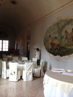 Diciottesimo Isotta villa Barattieri Albarola