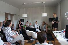 EDE:ssä vinkkejä tehokkaaseen sosiaalisen mediankäyttöön - Minna Valtari, Someco Oy
