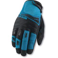 Dakine Cross-X Glove Herren Bike Handschuhe Blue Rock