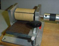 Mini drum/thickness sander.