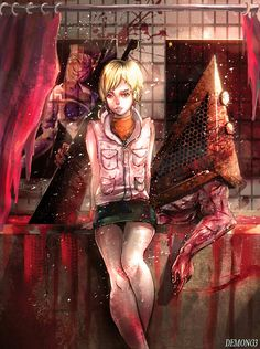 Silent hill Heather by DemonG3 on deviantART