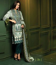 Rajbari Premium Fall Winter Linen Collection 2015 RB_05B