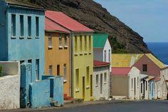 Jamestown St Helena Island