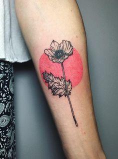 Jay Rose tattoo