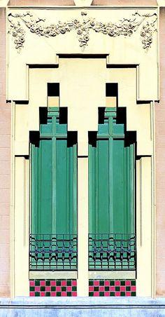 Can Sala  1909  Architect: Esteve Rocafort i Carreras