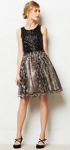 Sparkly party dress. i'm in love!