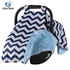 #baby Your Stylish Baby Car Seat Cover We #can't keep strangers from offering unsolicited parenting advice, but we can help you keep your #baby covered! - Need a ...