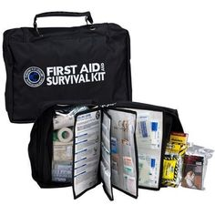 First Aid Kit Survival Emergency Bag Travel Medical Care Outdoor Trauma Camping