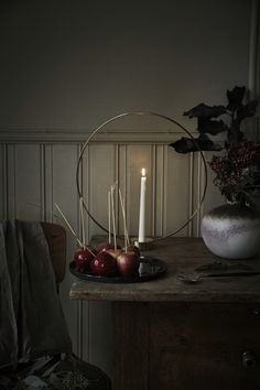 Dark and gloomy Christmas inspiration pictures from Gotheburg interior store Artilleriet. These images capture a subtile Christmas spirit which kind of draws you in. A lovely styling with beautiful objects. Christmas Mood, Noel Christmas, Scandinavian Christmas, Xmas, Swedish Christmas, Christmas Parties, Rue Verte, Christmas Blessings, Christmas Decorations