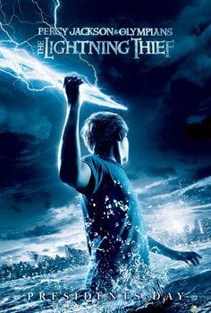 Percy Jackson Movie Poster
