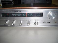 Vintage 1960's Denon Model MX-990B Multiplex by JerseyShorePickins