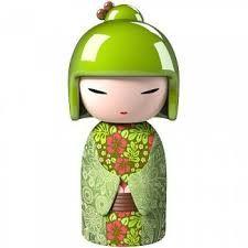 Resultado de imagen de kokeshi green
