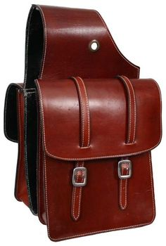 colorful pictures of western saddles | Medium OIL TOP Grain Leather Western Saddle BAG NEW Horse Tack | eBay