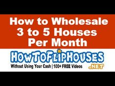 real estate investing - YouTube     ........................................................ Please save this pin... ........................................................... Because For Real Estate Investing... Visit Now!  http://www.OwnItLand.com