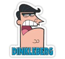 Dinkleberg! Sticker