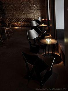The Parlour boutique bar by POURNOIR, Frankfurt – Germany » Retail Design Blog