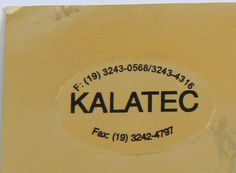 Kalatec - poliéster ouro