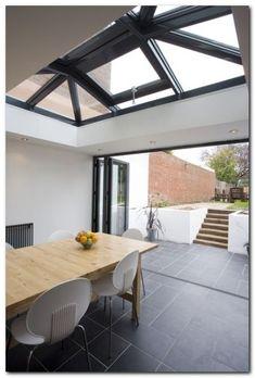 Roof Lantern Extension Ideas (4)