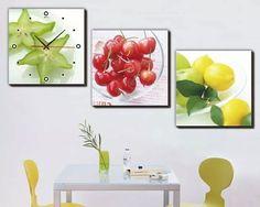 2 в 1 и картина и часы. Картина с фруктами для Вашей кухни. Подробная информация http://modular-pictures.ru, наш телефон +7 499 686 10 12
