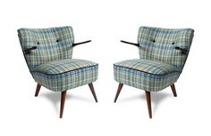 Super cool chairs by The Kula in Tay fabric