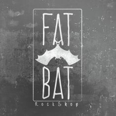 FATBAT LOGO www.fatbatrockshop.hu Atari Logo, Logos, Logo