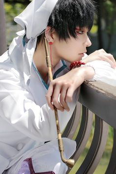 Cosplay Anime, Male Cosplay, Best Cosplay, Amazing Cosplay, Art Reference Poses, Touken Ranbu, Fujoshi, Visual Kei, Live Action