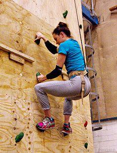 Daisy Ridley climbing 2020-11-19