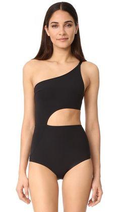 945456b2cab9b Flagpole Ali One Piece. 1 Piece Swimsuit · One Piece Swimwear · Black  Swimsuit ...