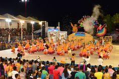 Ariano Suassuna e moradores de rua são temas das quadrilhas que se apresentaram no Boa Vista Junina 2015 #pmbv #boavista #prefeituraboavista #roraima