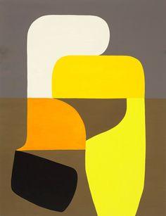 Stephen Ormandy Polychromatism at © Tim Olsen Gallery Sydney Australia ~ 7 November - 25 November
